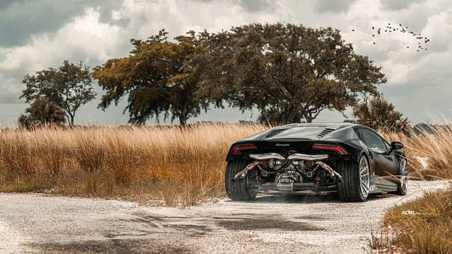 2017 Lamborghini Huracán LP 610-4 By TR3 Performance