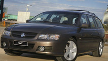 Holden Commodore Special Edition SVZ