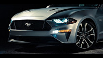 Ford Mustang Cabrio restyling