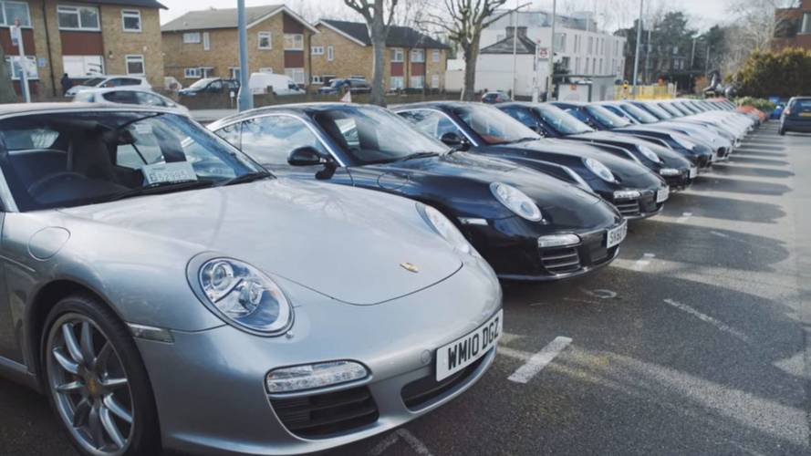 This Epic Dealership In London Is A Car Guy's Heaven