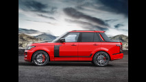 Range Rover pick up by Startech