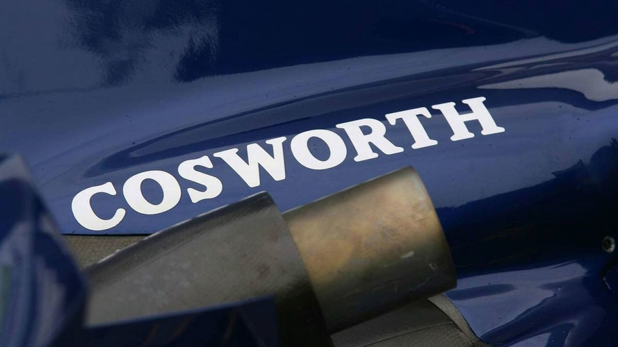 USF1 liquidating assets, reveals Cosworth