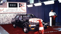 First Accord at Marysville - 1982