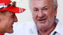 Schu agreed F1 return without manager Weber