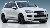 Volkswagen Touareg II wide body by JE Design 02.04.2011
