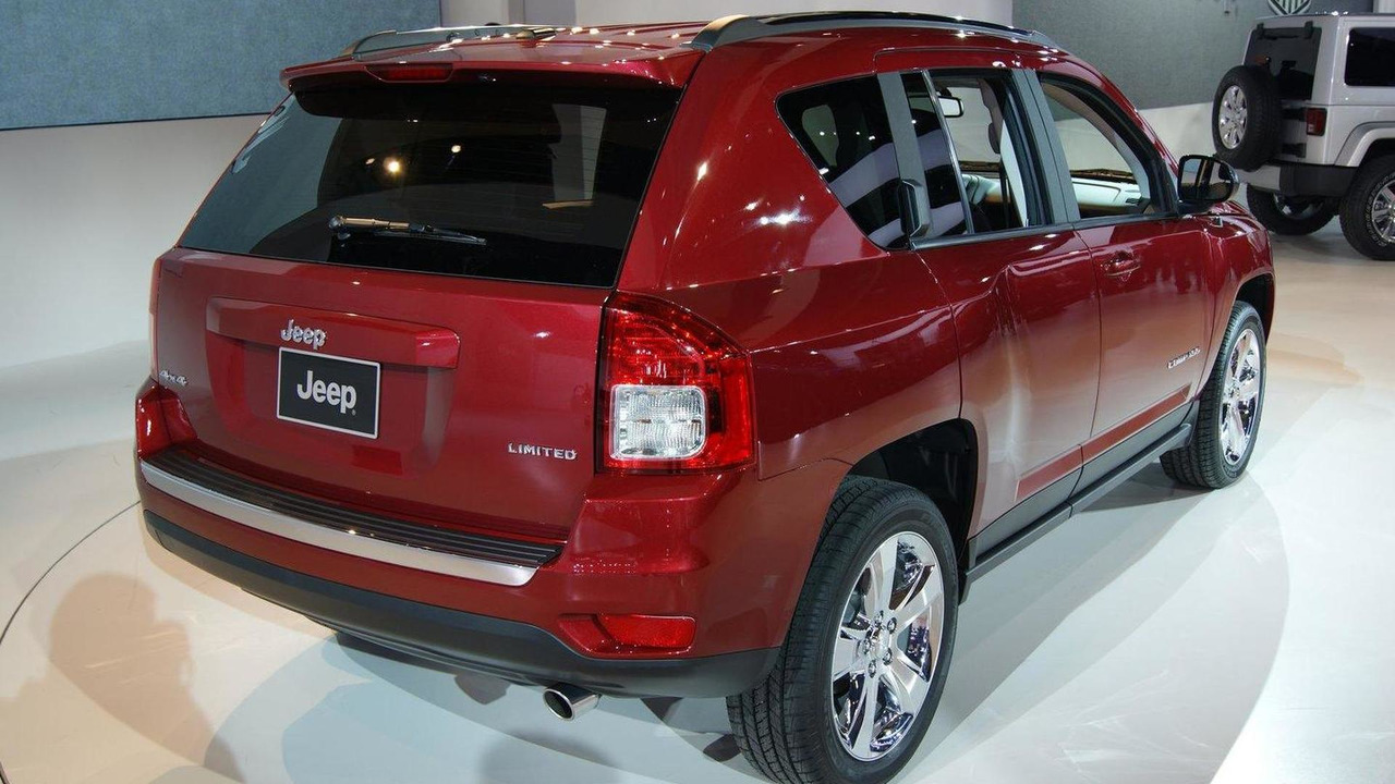 2011 Jeep Compass live in Detroit 10.01.2011