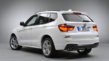2011 BMW X3 with M Sports Package - 12.16.2010