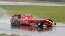 Ferrari F1 3-Seater Marlboro Red Rush testing in Fiorano