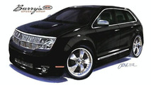 Lincoln MKX by Barry's Speed Shop