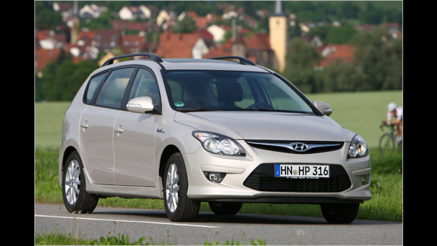 Geliftet: Hyundai i30cw Classic Business