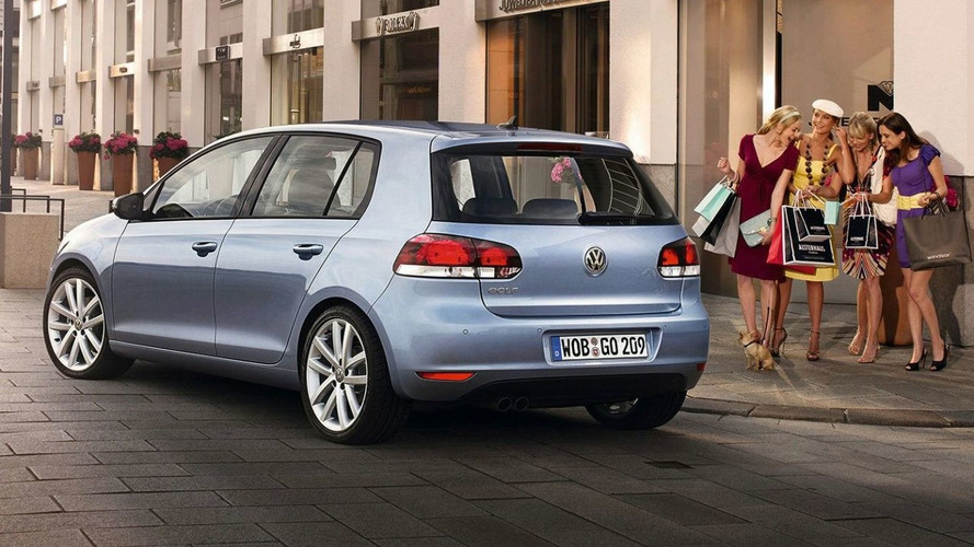 VW Releases New Golf VI Initial Details