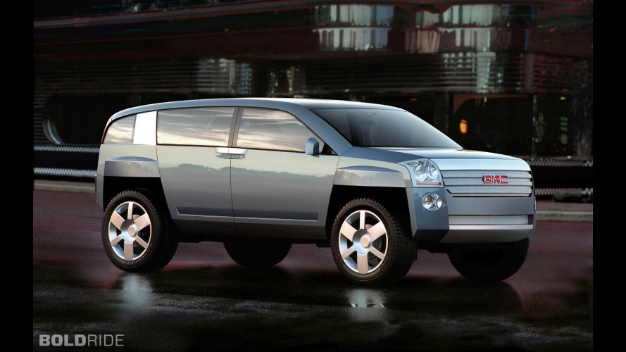 GMC Terracross Concept