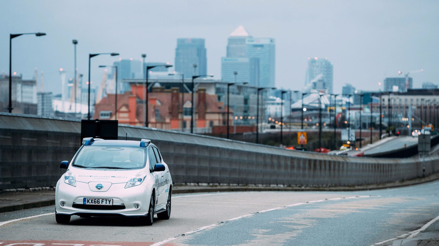 nissan-leaf-autonomous-testing-london