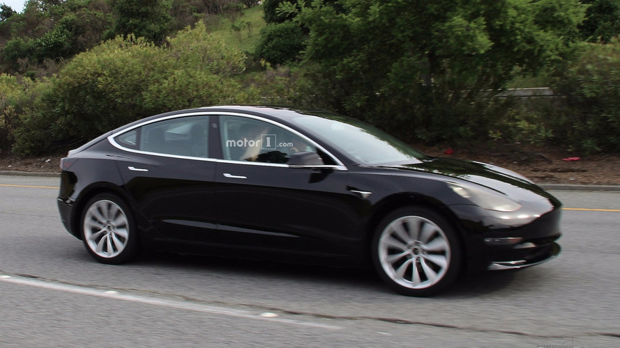 Tesla Model 3 Production Car #1 To Be Completed Friday