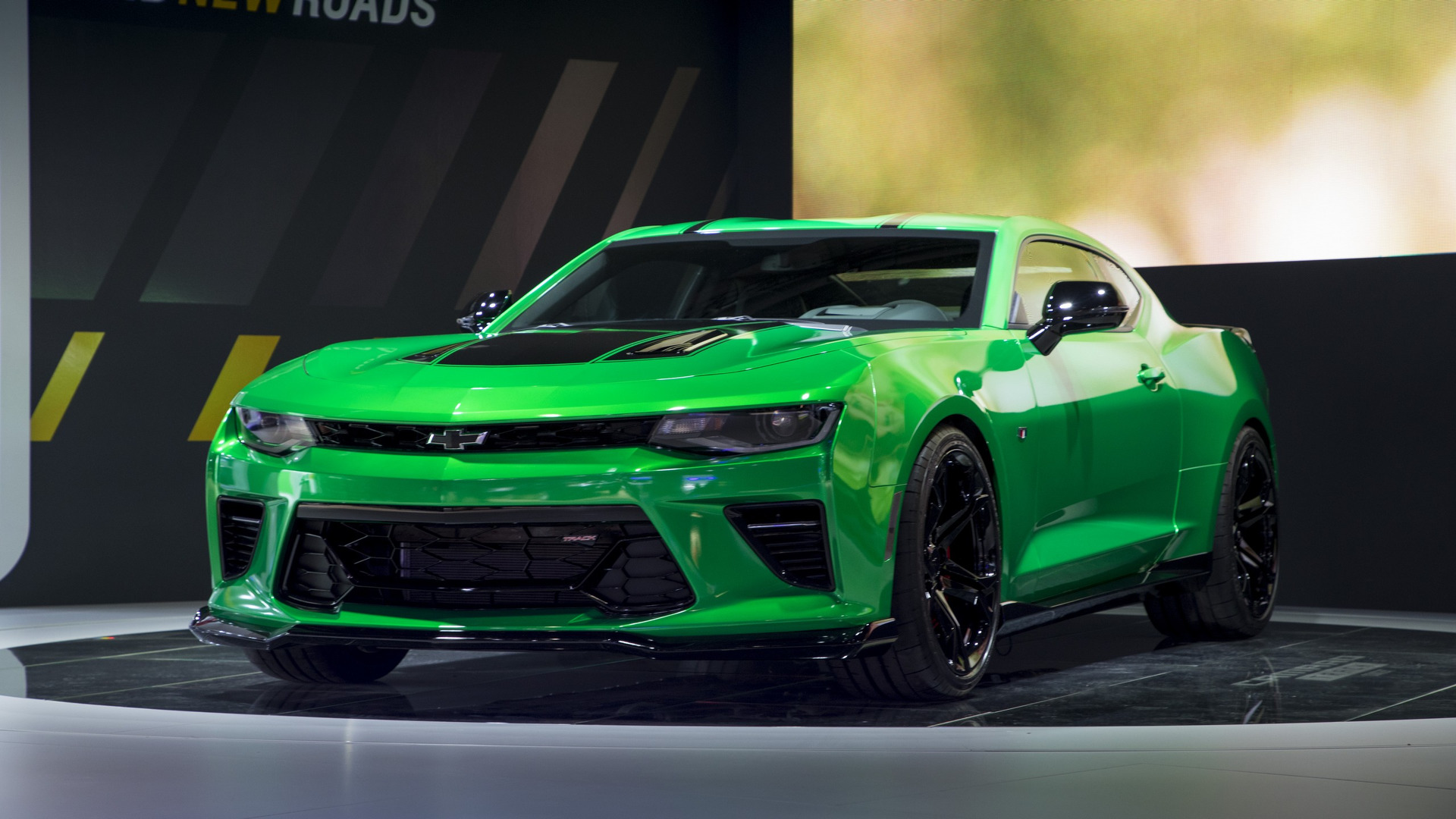 Camaro SS Confirmed As Holden\'s Halo Car In 2018