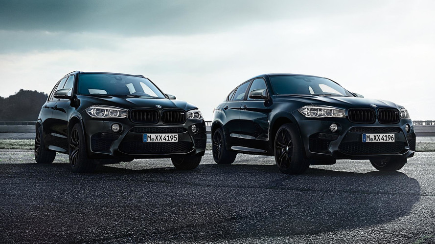 BMW Keen On The Idea Of A Competition Pack For Its M SUVs