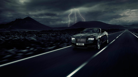 Rolls-Royce - La Dawn Black Badge entre en scène