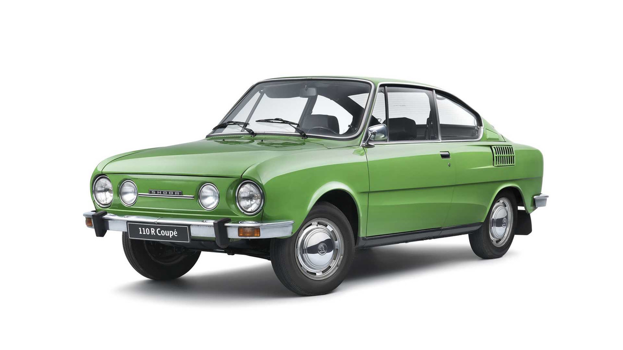 Skoda 110 R Coupe