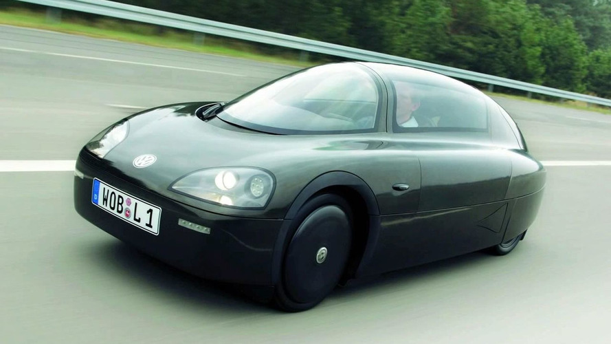 Top-Secret: Volkswagen to Launch one-liter Eco Car in 2010