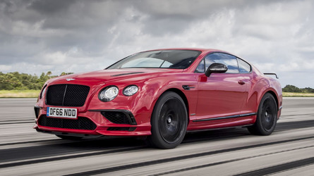2017 Bentley Continental Supersports First Drive