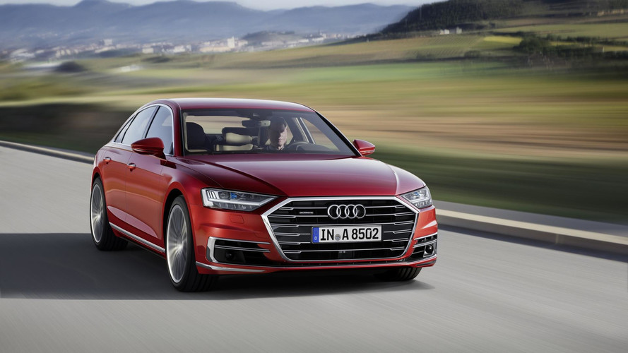 Discover The 2018 Audi A8 In 13 Videos