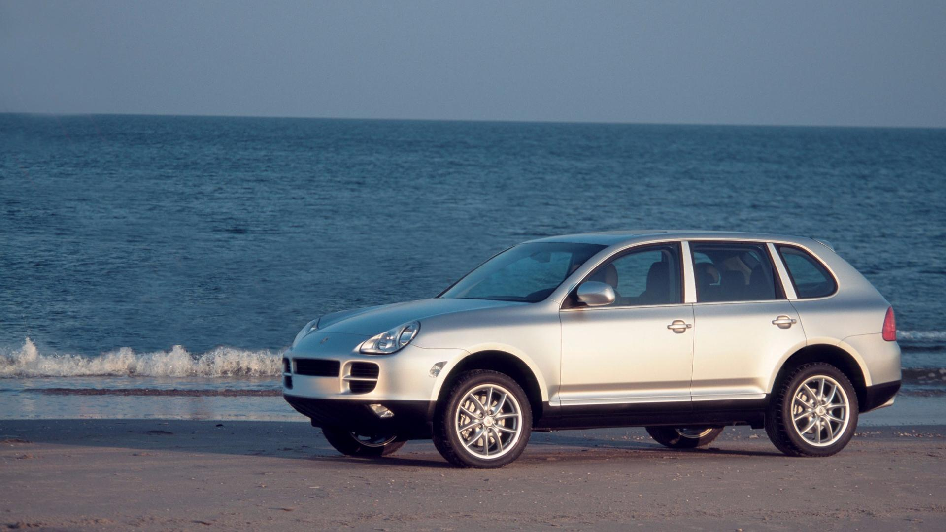 Porsche Recalling Almost All 2003 2006 Cayenne Suvs For