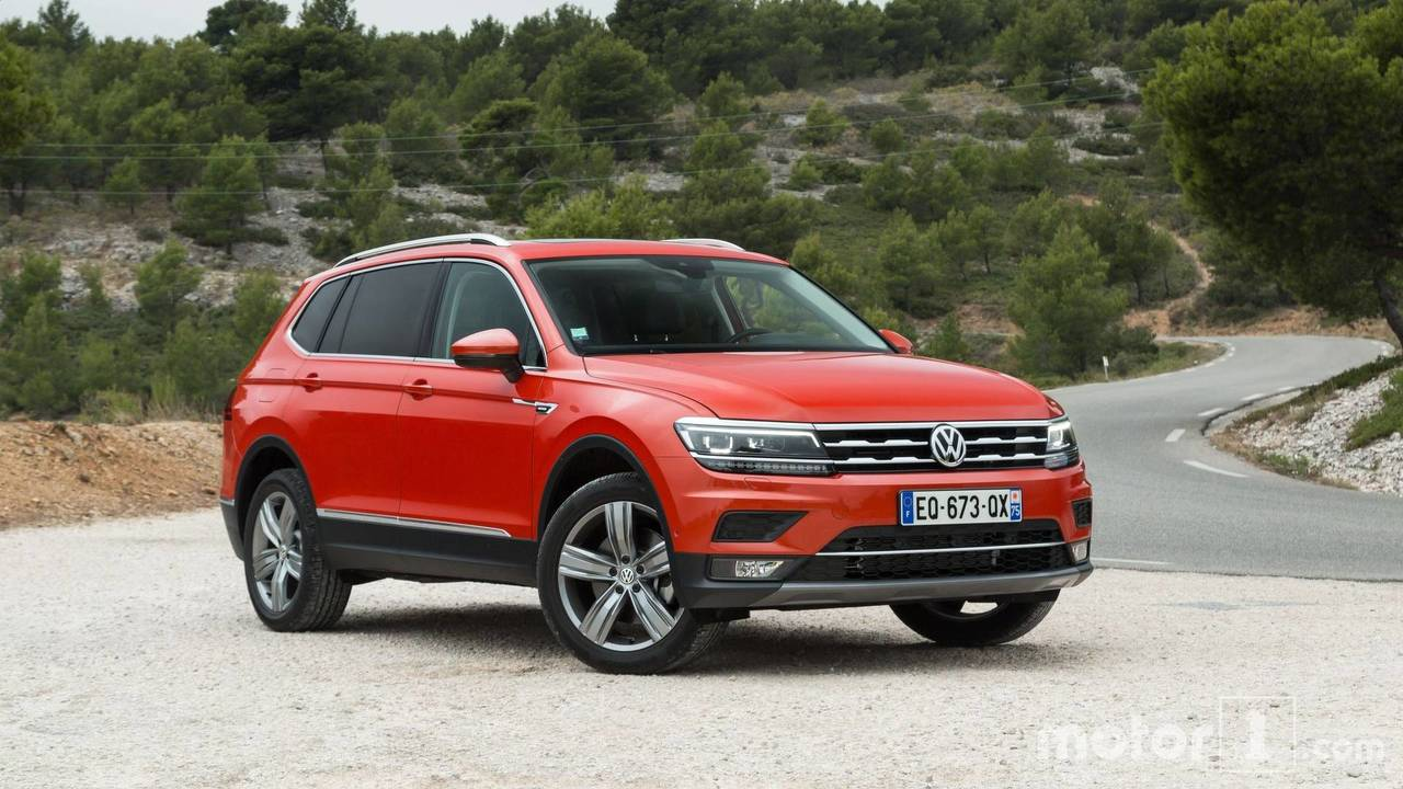 essai volkswagen tiguan allspace 2017 de cinq sept. Black Bedroom Furniture Sets. Home Design Ideas
