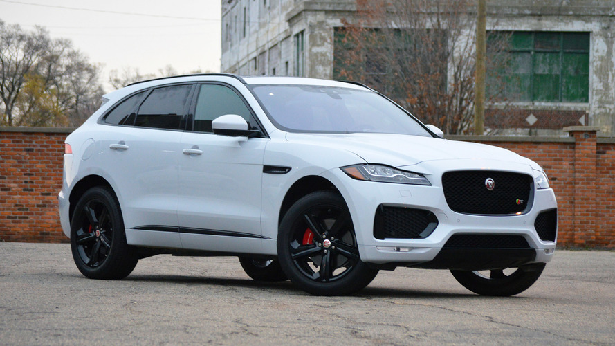 2017 Jaguar F-Pace Review: Does everything well
