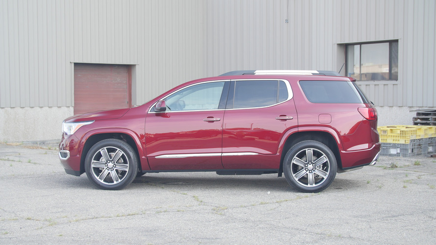 2017 GMC Acadia Denali | Why Buy?