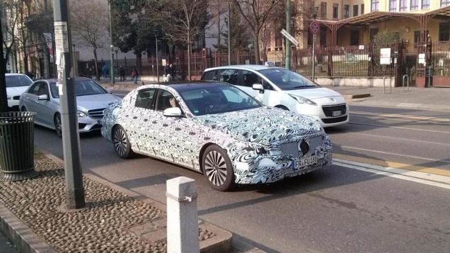 Mercedes-Benz says autonomous technology is imminent, could debut on 2016 E-Class