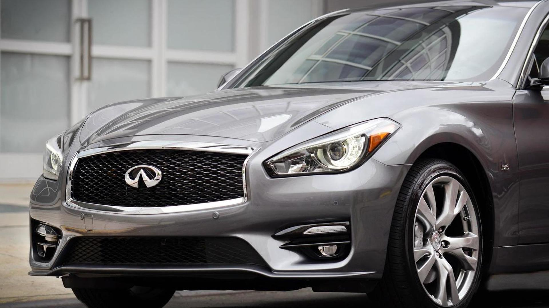 infinity makes infiniti photos com articles informations bestcarmag