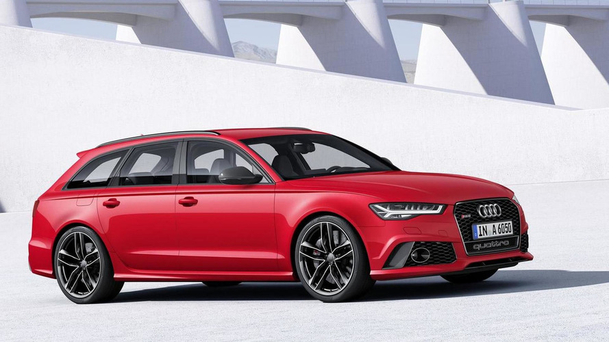 2015 Audi A6 facelift officially revealed with subtle styling updates