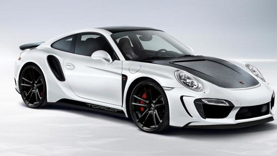 TopCar Porsche 911 Turbo Stinger GTR announced