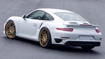 Porsche 911 Turbo S by Prototyp Production