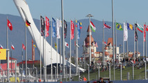 F1 told to be 'silent' during Russian anthem