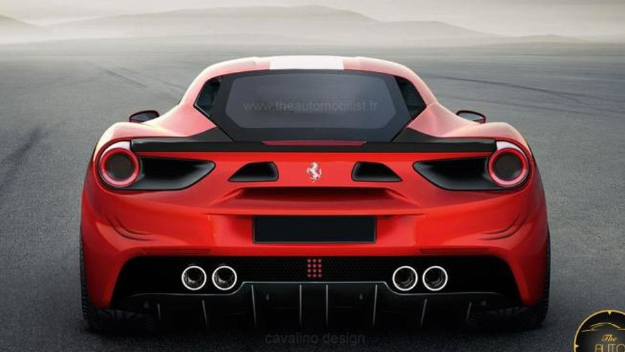 Ferrari 488 GTB powers into Geneva, first official video released
