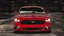Euro-spec Ford Mustang