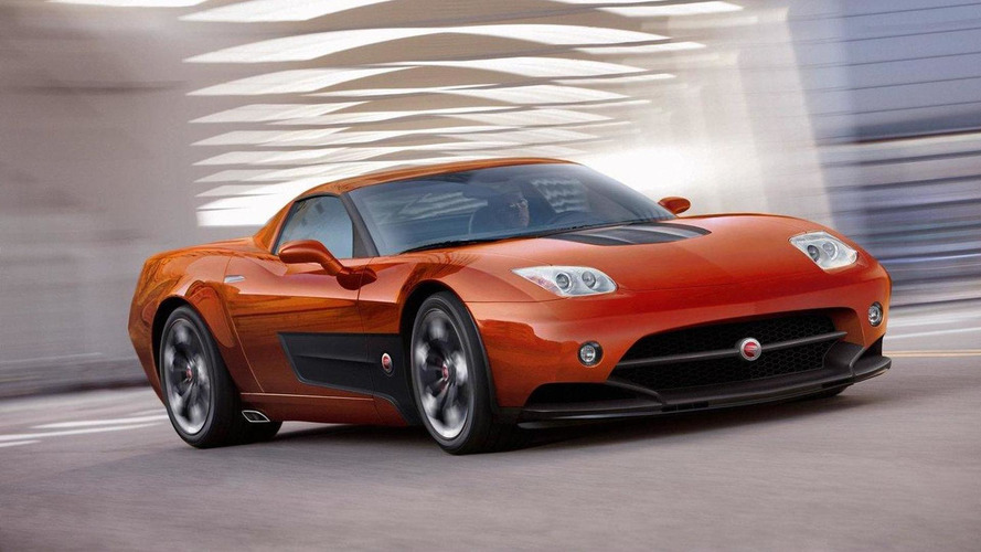More images of the Endora SC-1 - based on the Chevy Corvette