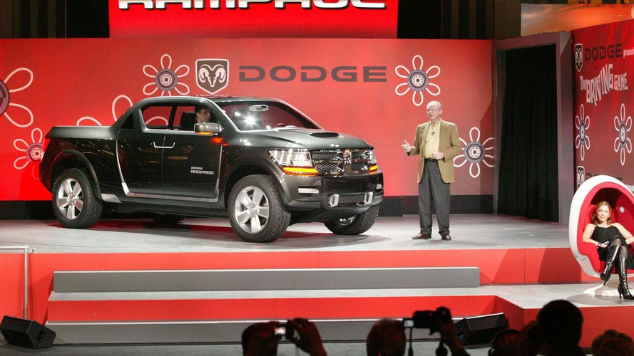 Ram developing minivan based pickup - report