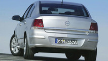 New Opel Astra Notchback