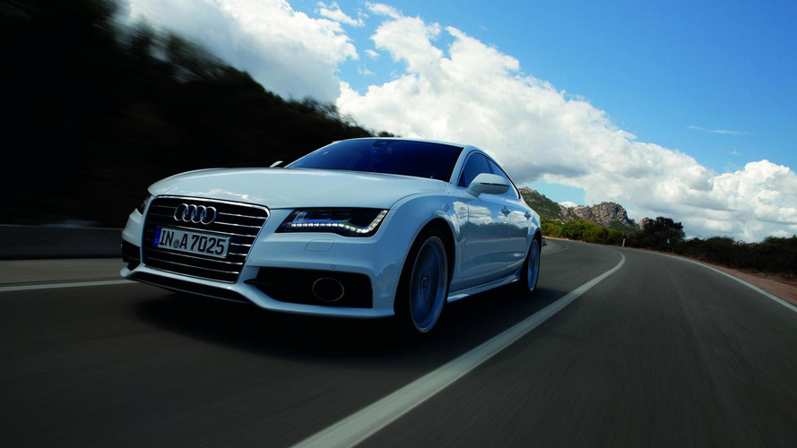 Audi USA announces prices for 2012 A7