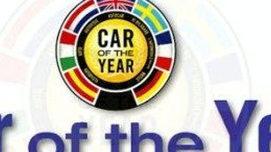 2010 European Car of the Year Nominations Announced