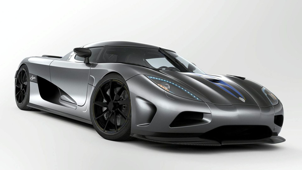 Koenigsegg Agera first photos - 1600 - 27.02.2010