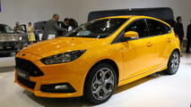 Ford Focus ST - İstanbul Autoshow
