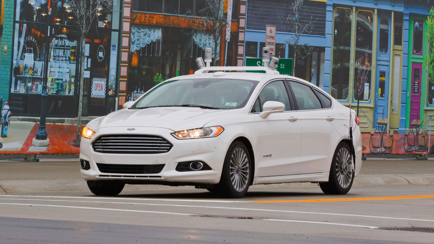 Ford: You Can't Buy Our Fully Autonomous Car Until 2026