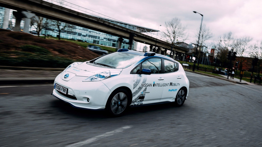 Autonomous cars will cut emissions, says Nissan expert