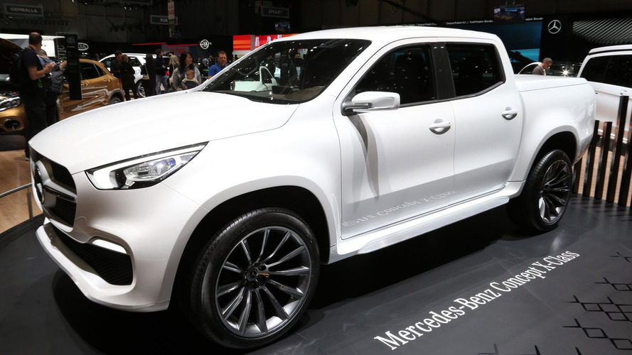 Mercedes-Benz says there's no business case for X-Class in U.S.