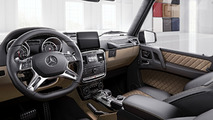 Mercedes Classe G manufaktur Edition et Exclusive Edition