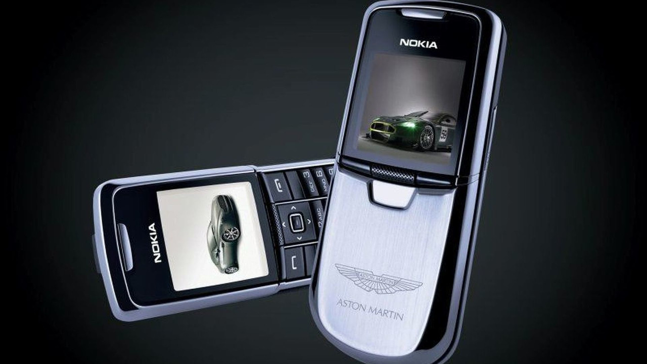 Aston Martin Nokia 8800 Edition (UK)