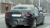 BMW 1 Series Convertible Spy Photos